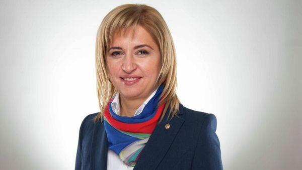 Gagavuzya Başkanı İrina Vlah - Sputnik Türkiye