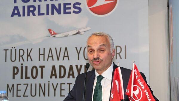 Temel Kotil - Sputnik Türkiye