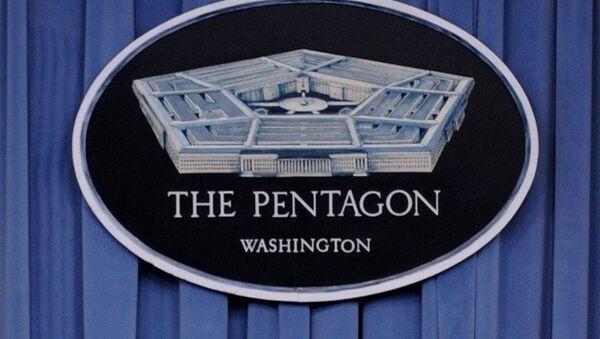 Pentagon - Sputnik Türkiye