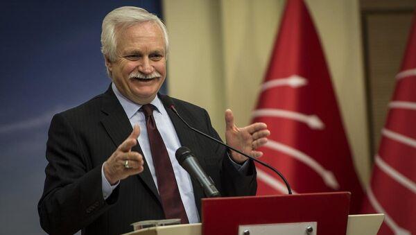 Murat Özçelik - Sputnik Türkiye