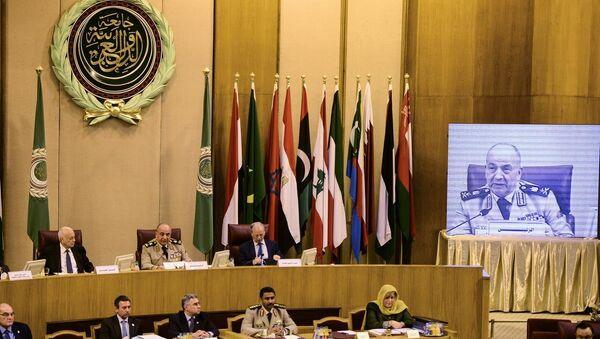 Kahire'de 'Ortak Arap Gücü' toplantısı - Sputnik Türkiye