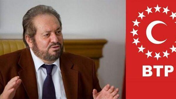 Haydar Baş - Sputnik Türkiye