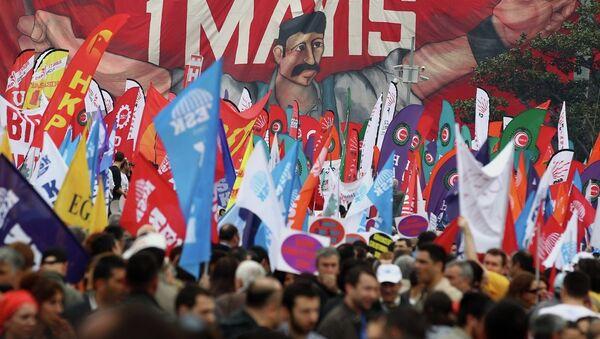 1 Mayıs İşçi Bayramı - Sputnik Türkiye