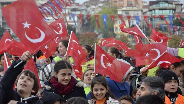 23 Nisan kutlamaları - Sputnik Türkiye