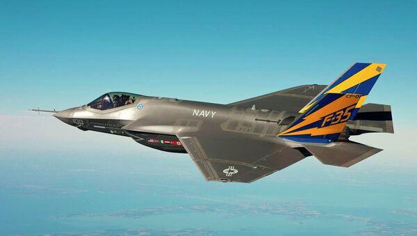 ABD'nin F-35 jetleri - Sputnik Türkiye