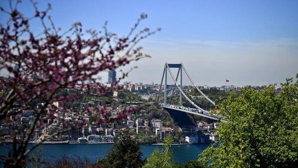 İstanbul boğazı - Sputnik Türkiye