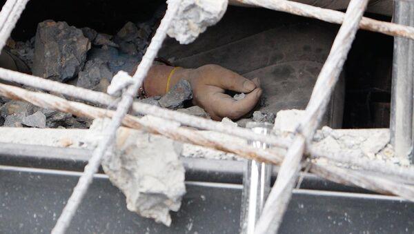 Nepal'de deprem - Sputnik Türkiye