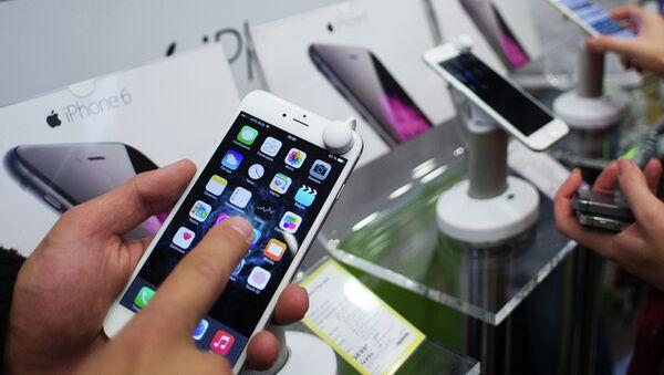 iPhone 6 - Sputnik Türkiye