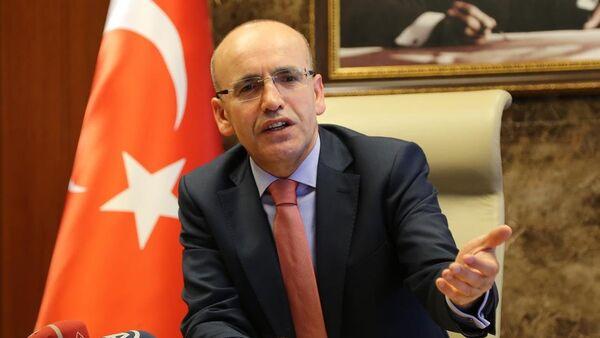 Mehmet Şimşek - Sputnik Türkiye