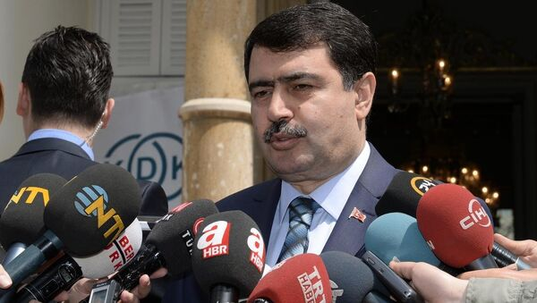 Vasip Şahin - Sputnik Türkiye