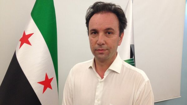 SMDK Başkanı Halid Hoca - Sputnik Türkiye