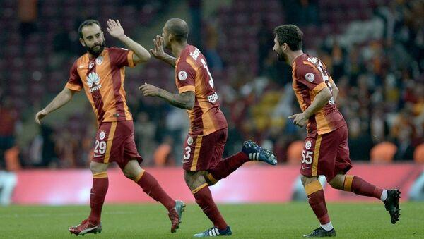 Galatasaray ile Medicana Sivasspor - Sputnik Türkiye