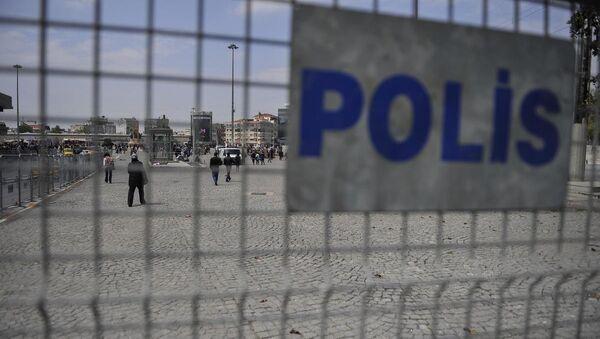 1 Mayıs Taksim - Sputnik Türkiye