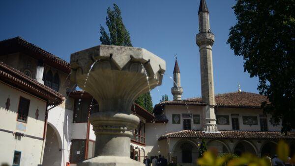 Bahçesaray'daki Büyük Kaan Camii - Sputnik Türkiye