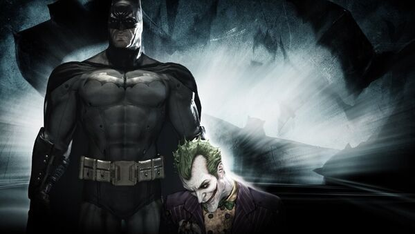Batman-Joker - Sputnik Türkiye