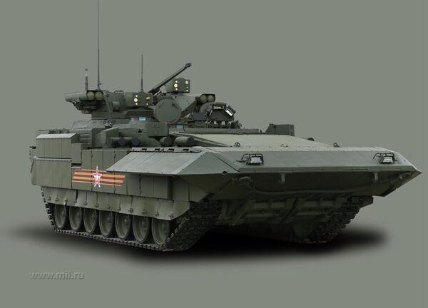 Armata piyade savaş aracı - Sputnik Türkiye