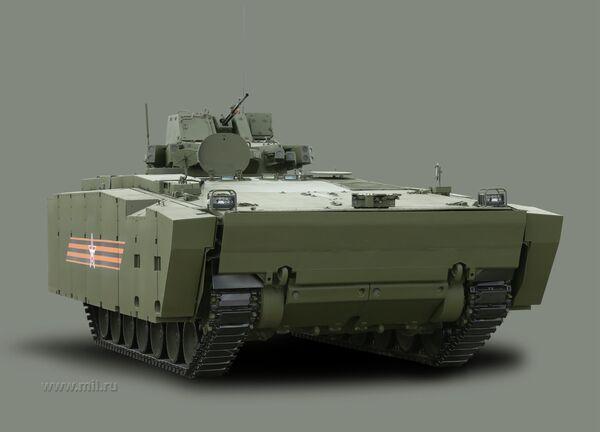 Kurganets-25 zırhlı aracı - Sputnik Türkiye