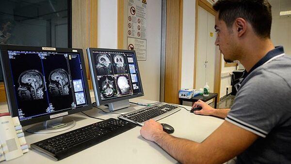 bilgisayar - rüya - beyin - MR cihazı - Sputnik Türkiye