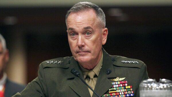 ABD Deniz Piyade Komutanı Joseph Dunford - Sputnik Türkiye