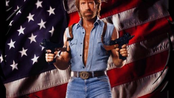 Aktör Chuck Norris - Sputnik Türkiye