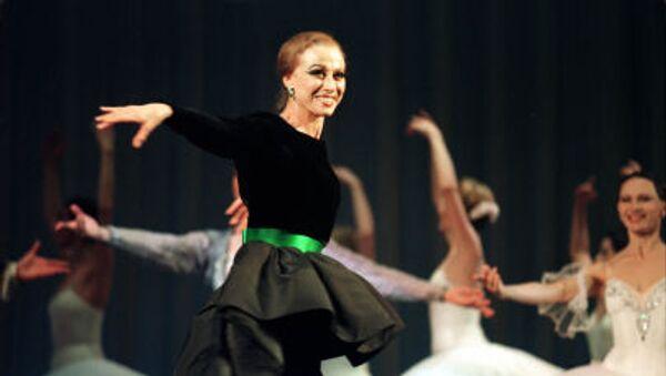 Dünyaca ünlü Rus balerin Maya Plisetskaya - Sputnik Türkiye