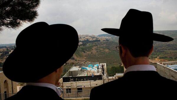 İsrail Ramat Shlomo Yahudi yerleşim birimi - Sputnik Türkiye
