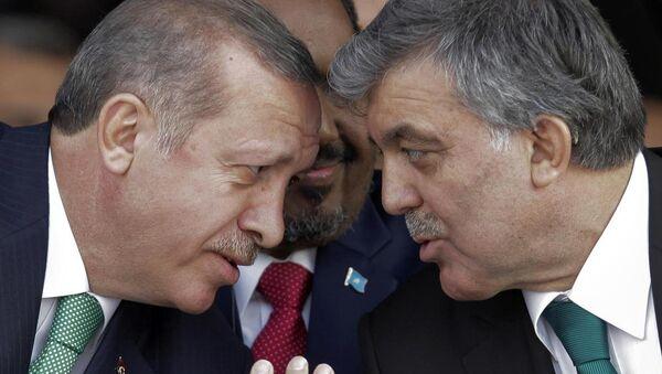 Recep Tayyip Erdoğan-Abdullah Gül - Sputnik Türkiye