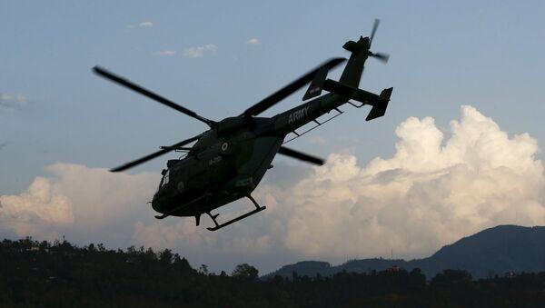 Askeri helikopter - Sputnik Türkiye