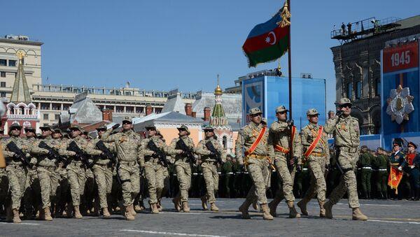 Azerbaycan Milli Ordusu askerleri - Sputnik Türkiye