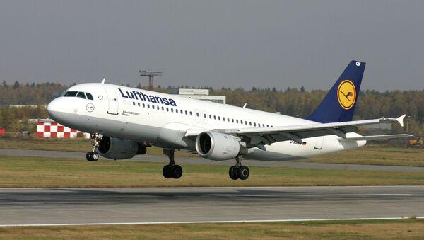 Lufthansa uçağı - Sputnik Türkiye