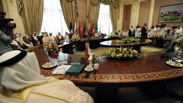 Körfez İşbirliği Konseyi (KİK) toplantısı - Sputnik Türkiye