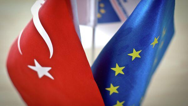 Türkiye-AB - Sputnik Türkiye