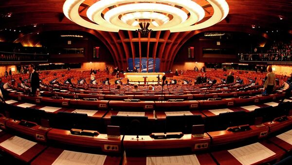 Avrupa Konseyi Parlamenterler Meclisi (AKPM) - Sputnik Türkiye