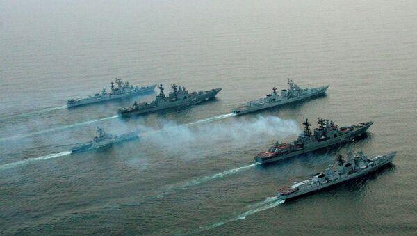 Rusya Donanması - Sputnik Türkiye