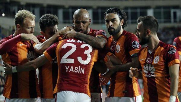 Mersin İdmanyurdu ile Galatasaray - Sputnik Türkiye
