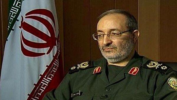 İran Genelkurmay Başkanı Yardımcısı Tuğgeneral Mesud Cezayiri - Sputnik Türkiye