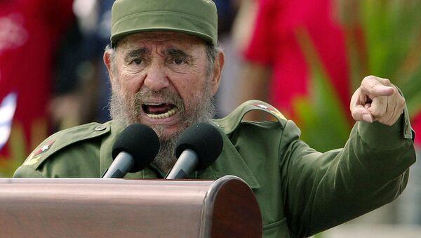 Fidel Castro - Sputnik Türkiye