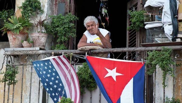 ABD - Küba - Sputnik Türkiye