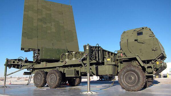 'Meads' hava savunma sistemleri - Sputnik Türkiye