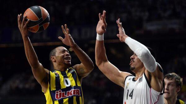 Real Madrid ile Fenerbahçe Ülker - Sputnik Türkiye
