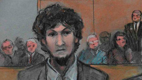 Cohar Tsarnaev - Sputnik Türkiye