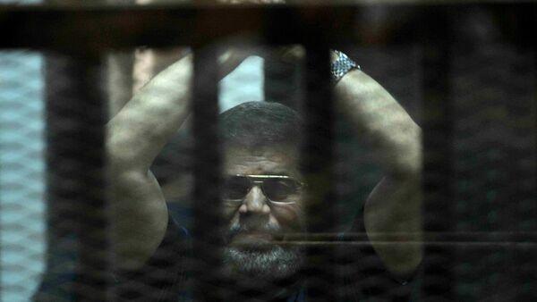 Eski Mısır Cumhurbaşkanı Muhammed Mursi - Sputnik Türkiye