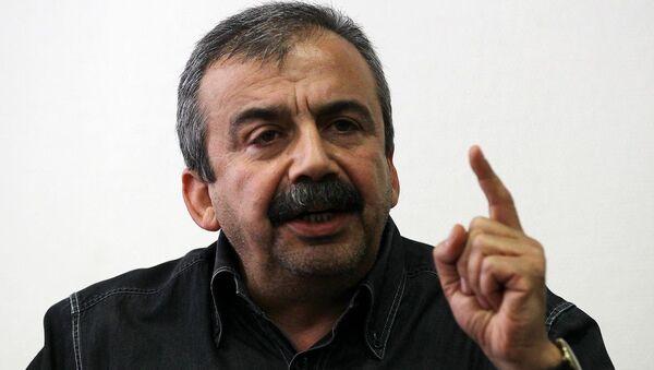 Sırrı Süreyya Önder - Sputnik Türkiye