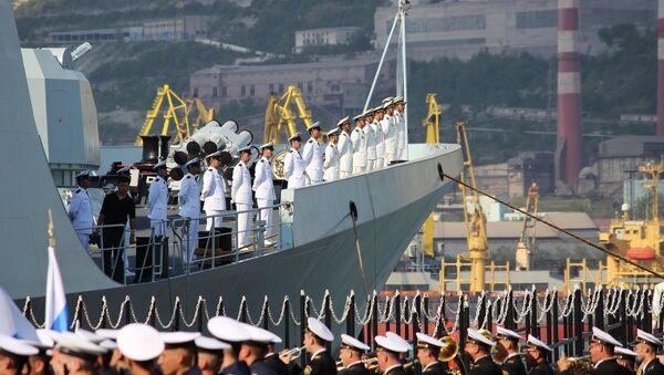 Rusya-Çin deniz tatbikatı - Sputnik Türkiye