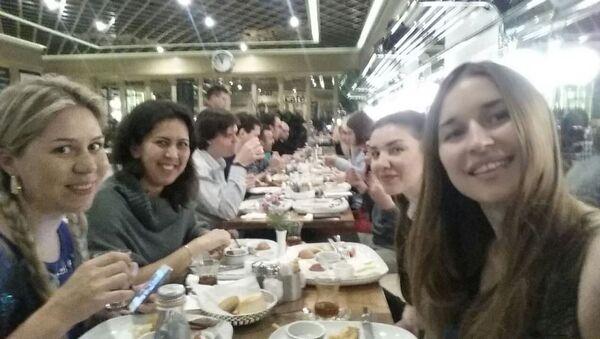 Türk kahvaltısı Moskova'da - Sputnik Türkiye