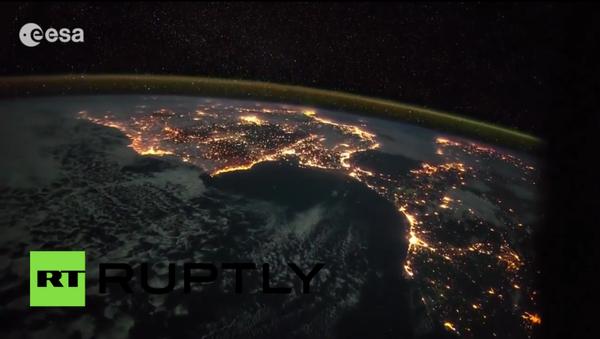 Uzay'dan Dünya manzaralar - Sputnik Türkiye