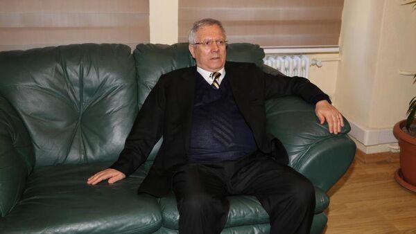 Fenerbahçe Başkanı Aziz Yıldırım - Sputnik Türkiye