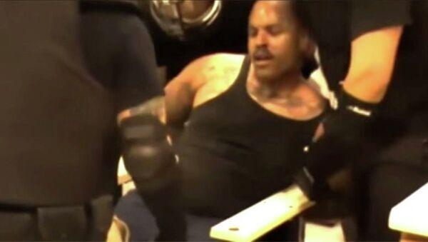 ABD'de hapishanede ölen Çavuş James Brown - Sputnik Türkiye