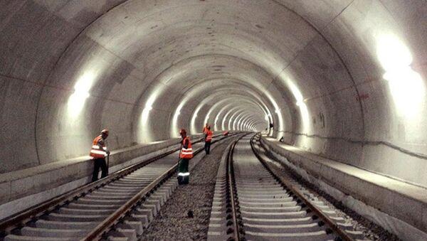 Metro çalışması - Sputnik Türkiye