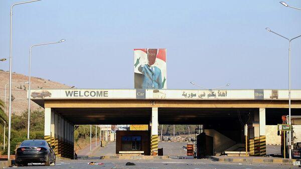 Suriye-Irak sınırı - Sputnik Türkiye